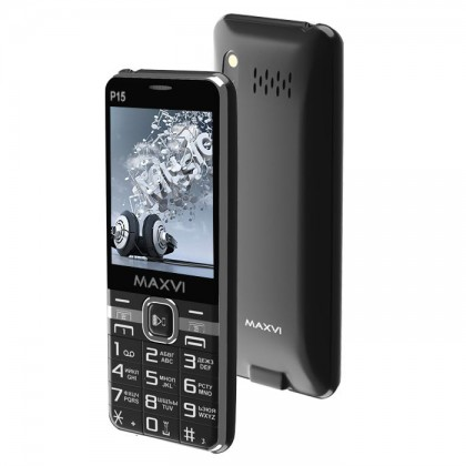 Maxvi P15 Black